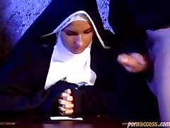 Nun, Threesome, Toilet quickies, Xhamster.com