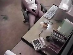 Office, Caught, Hidden, Caught spying by mom, Xhamster.com