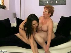 Lesbian, Old young, Gotporn.com