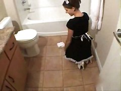 Bath, Bathroom, Maid, Telugu aunty bath, Pornhub.com
