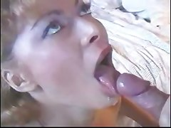 Blonde, Swallow, Sister swallows, Pornhub.com