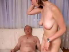 Teen, Old Man, Kelly stafford old man, Gotporn.com