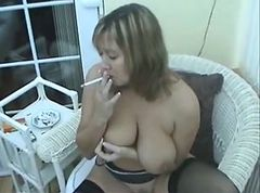Smoking, Milf, Smoking with pussy, Xhamster.com