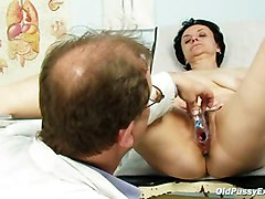 Gyno, Ass, Teacher, Son and mom gyno exam, Xhamster.com