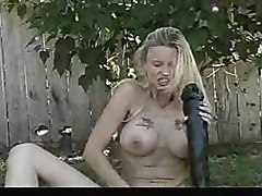 Blonde, Insertion, Long clit inserted in pussy, Xhamster.com