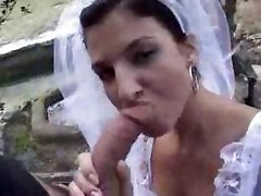 Husband, Bride, Wedding, Wife and husband first night fuking, Xhamster.com