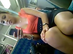 Upskirt, Train, Training young whores, Xhamster.com