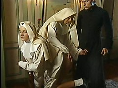 Nun, Fisting, Wife first threesome, Xhamster.com