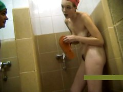 Shower, Gay public shower, Xhamster.com
