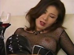 Asian, Japanese, Father in law fucks japanese wife, Xhamster.com