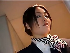 Asian, Stewardess, Ameican stewardess, Tube8.com