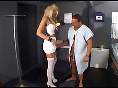 Nurse, Young blonde nurse, Gotporn.com
