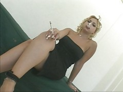 Anal, Fetish, Smoking, Shemale cum swallowing, Xhamster.com