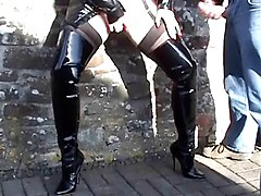 Boots, Whore, Mistress boots, Xhamster.com