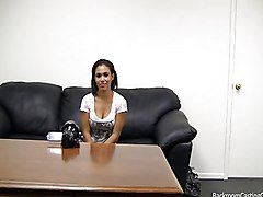 Casting, Black, Strip, Backstage casting couch, Redtube.com