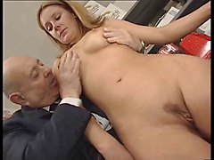 Old Man, Old man young girl anal, Xhamster.com