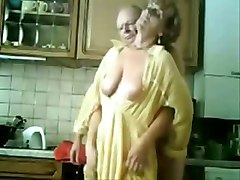 Kitchen, Her mother a beautiful kitchen, Xhamster.com