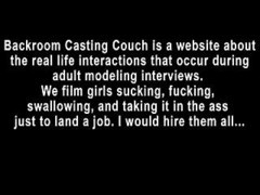 18, Casting, Backroom, Ebony perfect body casting backroom, Drtuber.com