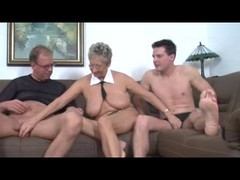 German, Threesome, Mature, German mature porn, Xhamster.com