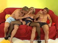 Blonde, Group, Teen, Shemales group, Gotporn.com