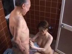 Old Man, Japanese old man, Xhamster.com