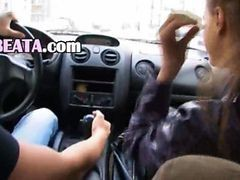 Car, Blowjob, Office blowjob, Gotporn.com