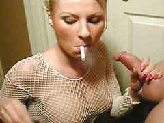 Blowjob, Smoking, Smoking peeing, Xhamster.com