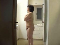 Asian, Japanese, Shower, Japanese mother son english chinese subtit, Gotporn.com